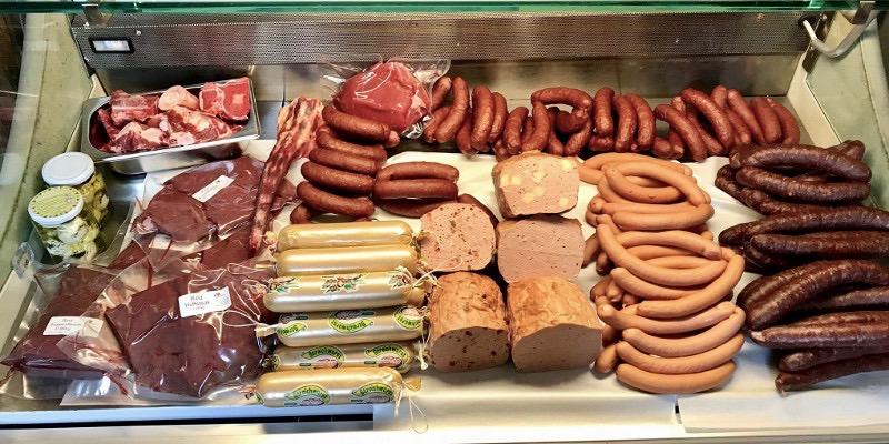 Edibichl Bison Rind Bio Fleisch Pute Altenmarkt Kocher
