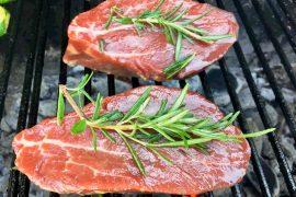 Bio Fleisch Grillen BBQ Grillfleisch Niederösterreich Rind Lamm Pute Schwein Wild Bison