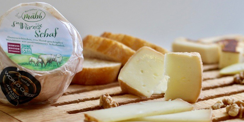 Weizer Schafbauern Käse Wurst Schaf Lamm Steiermark Swürzige Schaf