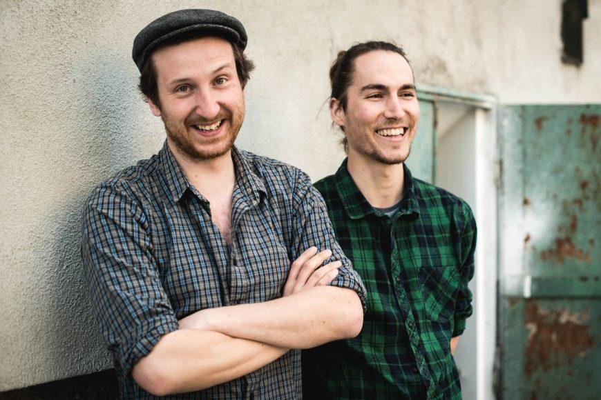 Manuel Bornbaum Florian Hofer Hut & Stiel Austernpilze Kaffeesatz